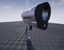 #11 untuk NASA Challenge: Develop 3D Models for Robonaut Simulation-Large Trigger Flashlight oleh fmarkos