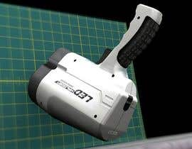 Jeffersonben tarafından NASA Challenge: Develop 3D Models for Robonaut Simulation-Large Trigger Flashlight için no 18