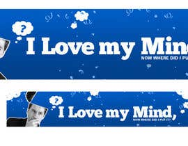 "#23 para Banner Design for Online Magazine about ""My Mind"" por jappybe"