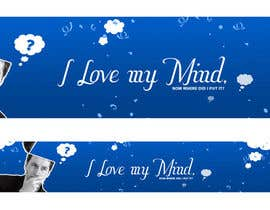 "nº 22 pour Banner Design for Online Magazine about ""My Mind"" par jappybe"