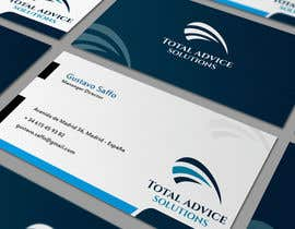 #116 untuk Design a Logo for Total Advice Solutions oleh gustavosaffo
