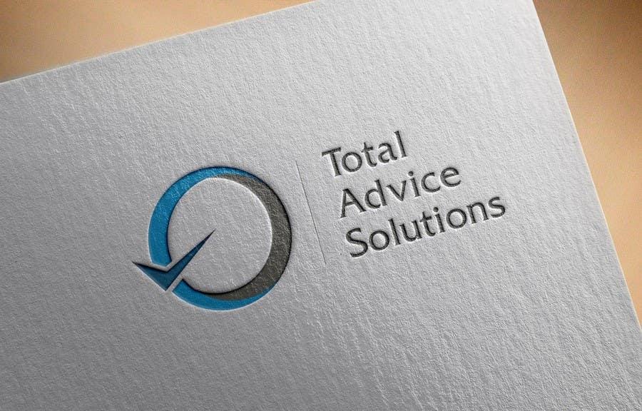 Konkurrenceindlæg #126 for Design a Logo for Total Advice Solutions