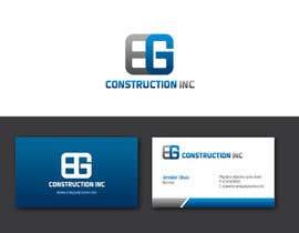 benson92 tarafından Design a Logo for EG Construction Inc için no 91