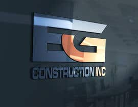james97 tarafından Design a Logo for EG Construction Inc için no 10