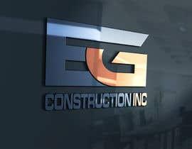 #10 untuk Design a Logo for EG Construction Inc oleh james97