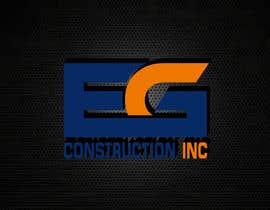 GoldSuchi tarafından Design a Logo for EG Construction Inc için no 72