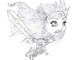 #18 untuk Illustrate Characters oleh chatl94