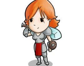 #36 untuk Illustrate Characters oleh Muscle70