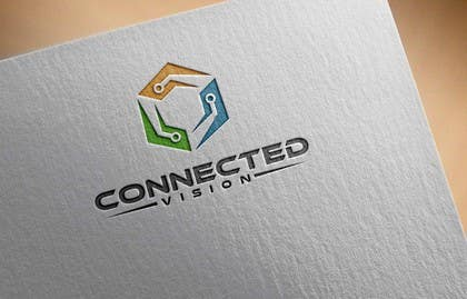 #97 for Design a Logo for Connected Vision af eltorozzz