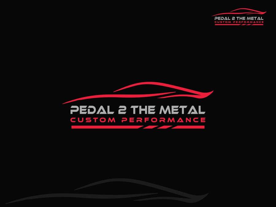Penyertaan Peraduan #5 untuk Design a Logo for Custom Performance Car Workshop