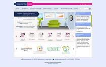 Graphic Design Entri Peraduan #35 for Design a Website Mockup for www.wonderfullweb.nl