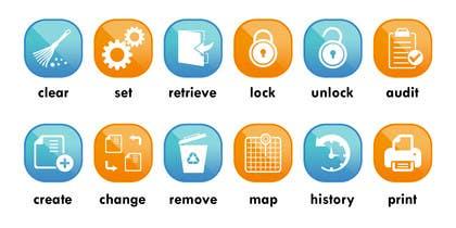 #26 for Design some Icons af nasser3mad
