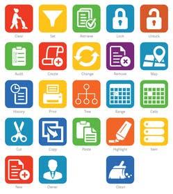 #35 for Design some Icons af khadkamahesh07