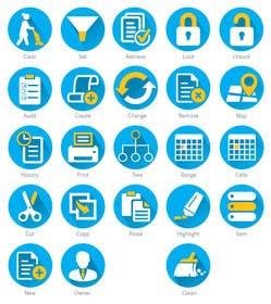 #38 untuk Design some Icons oleh khadkamahesh07