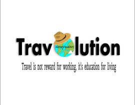 #3 for Design a Logo for my Brand TRAVOLUTION -- 2 af annievisualart
