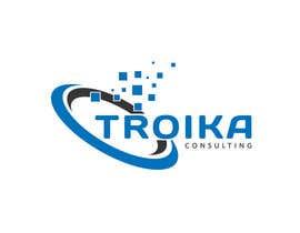 #32 untuk Design a Logo for Troika Consulting Ltd. oleh Iamdesigner