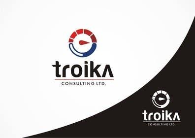 #8 untuk Design a Logo for Troika Consulting Ltd. oleh rajsrijan