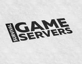 #12 untuk Design a Logo for SurvivalGameServers.Com 350x75 Pixels MAX oleh sandwalkers