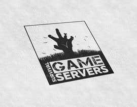 #18 untuk Design a Logo for SurvivalGameServers.Com 350x75 Pixels MAX oleh sandwalkers