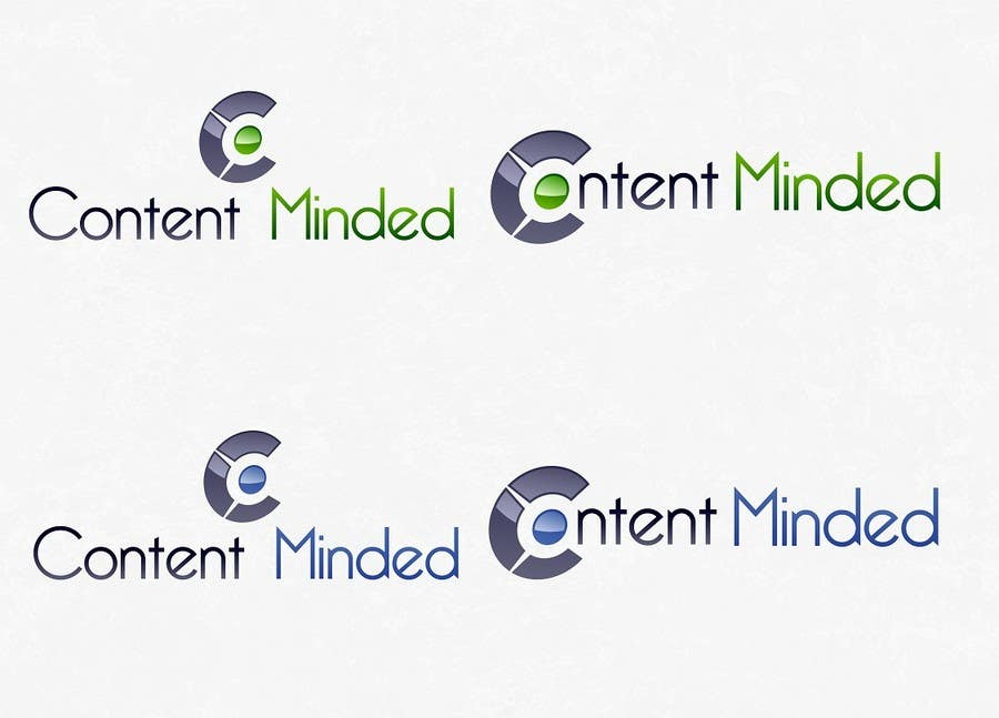 #20 for Design a Logo for ContentMinded by sunnnyy
