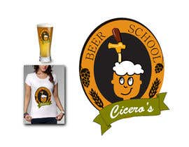 #11 cho Design a Logo for Cicero's Beer School bởi jfalberts