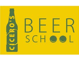 #7 cho Design a Logo for Cicero's Beer School bởi AlexDiachenko