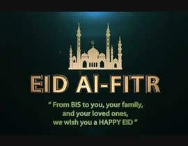 #7 untuk Create an Animation for Electronic Eid Al-Fitr Greeting oleh radgevfx