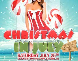 #31 for Design a Flyer for Christmas in July af aoxsystems