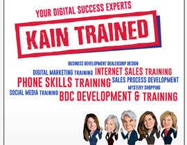 #71 untuk Design a Banner for Kain Trained Campaign oleh jonapottger