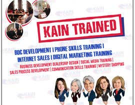 #88 untuk Design a Banner for Kain Trained Campaign oleh jonapottger