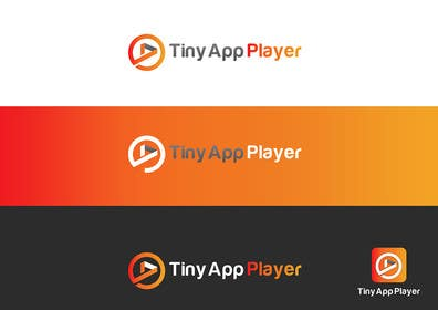 "#157 cho Design a Logo & Icon for my software ""Tiny App Player"" bởi GraphiqueStyle"