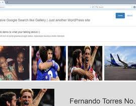 njose tarafından Theme - Reponsive Google Search like Gallery için no 15