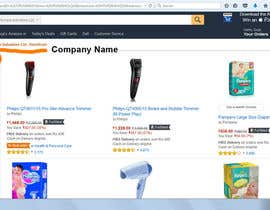 #1 untuk Built amazon store with products oleh gopinathnaidu