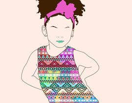biejonathan tarafından Illustrate fashion & lifestyle for a Kids eclectic clothing line collection  - Stage1 için no 19