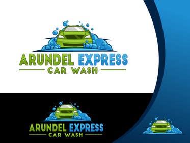 #50 untuk Design a Logo for a Car Wash oleh AhmedAdel3