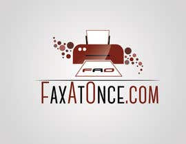 #97 for Design a Logo for FaxAtOnce.com af candydesigns99