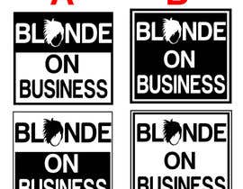 #14 for Design a Logo for Blonde on Business af ralfgwapo