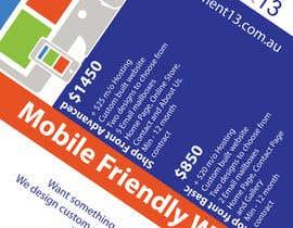 #8 for Design a Flyer for Web Design and Web Hosting company af Aleshander
