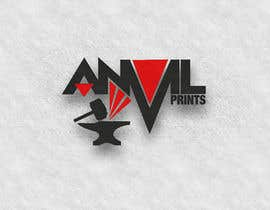 #2 para Design a Logo for my company: Anvil Prints por niccroadniccroad