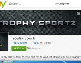 #45 for Design a Logo for Trophy Sportz af orinmachado