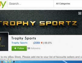 #54 untuk Design a Logo for Trophy Sportz oleh orinmachado