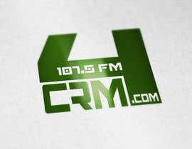 #5 for Design a Logo for 4CRM - Radio Community Mackay af paulpaul25
