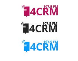 #17 for Design a Logo for 4CRM - Radio Community Mackay af KhawarAbbaskhan