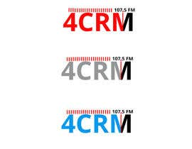 #22 for Design a Logo for 4CRM - Radio Community Mackay af KhawarAbbaskhan