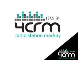 #8 for Design a Logo for 4CRM - Radio Community Mackay af sgoulartmartinez