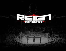 #79 for Design a FRESH and INTERESTING Logo for REIGN MMA DEPOT by Odaisu