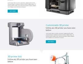#5 untuk Design a Wordpress Mockup for Micrer.com oleh negibheji