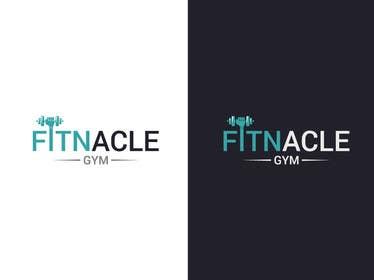 #32 for Design a Logo for Fitnacle Gym af hamzahajji