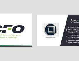 #7 untuk Cards-FirstCFO oleh Shrey0017