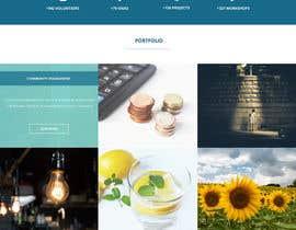 #21 cho Design a Website Mockup for beyond films bởi mjforense